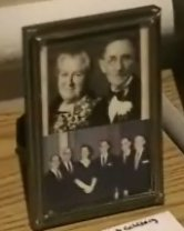 Etta, Jake, and kids -- taken in the 1940s.